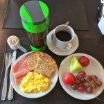 Alimentação durante viagens