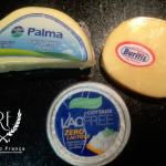 Queijos sem lactose, lacfree, para intolerantes a lactose